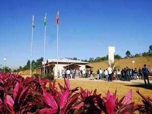 Inscrições estão abertas para processo seletivo para estágio no Parque de Biodiversidade (Foto: Zaqueu Proença/Secom)