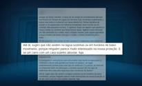 Mulheres usam rede social para alerta de estupro em Campinas (Reprodução/ EPTV)