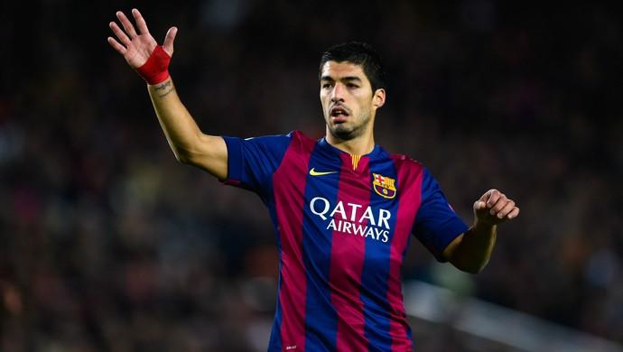 Luis Suárez Barcelona (Foto: Getty Images)