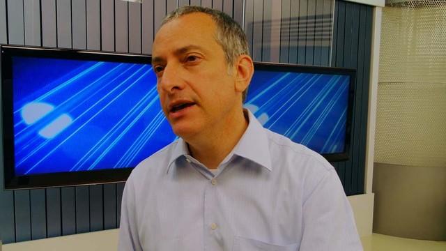 José Roberto Burnier será o mediador do debate dos candidatos à Prefeitura de Natal (Foto: Ricardo Araújo/G1)