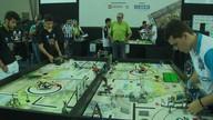 Fase nacional do torneio de robótica do Sesi entra no segundo dia