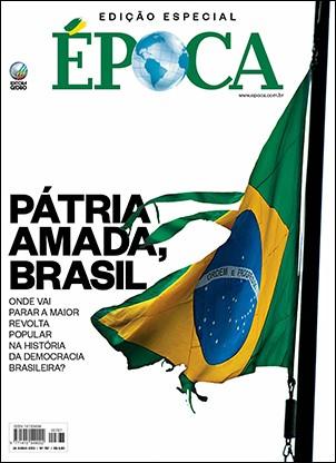 Capa - Edição 787 (Foto: ÉPOCA)