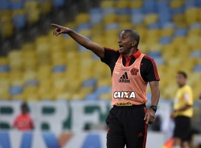 Cristóvão Borges, Flamengo x Chapecoense (Foto: André Durão/GloboEsporte.com)