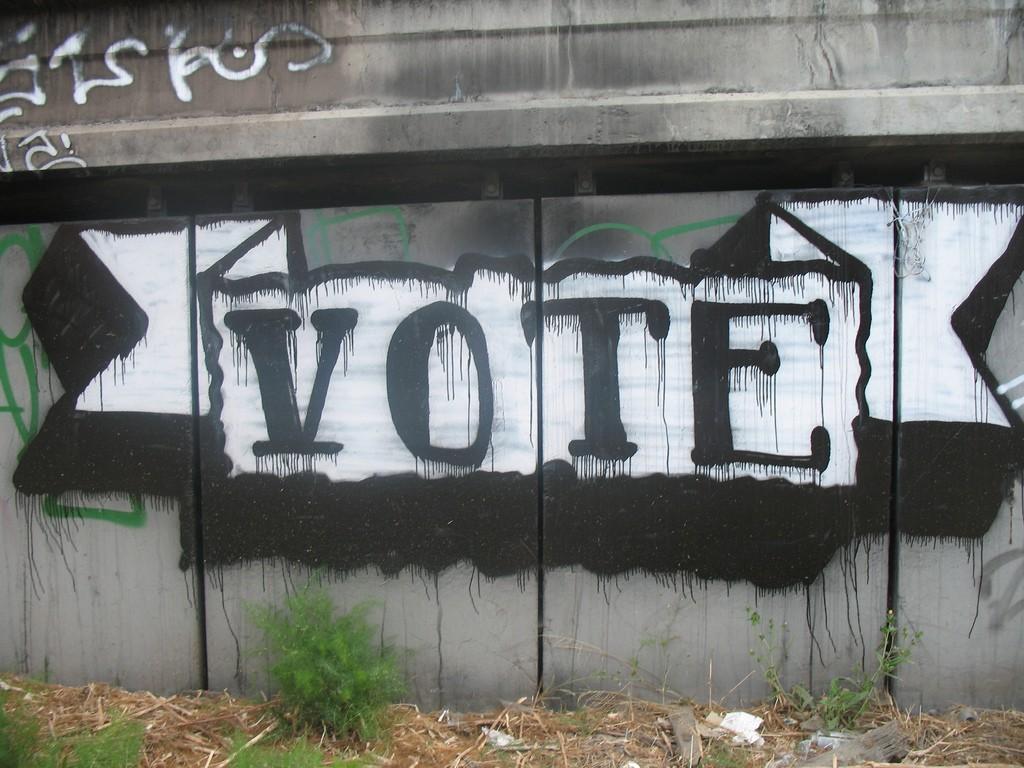Votar ou você: quem é mais importante?  (Foto: Flickr/ H2Woah!/ Creative Commons)