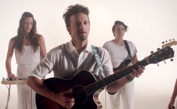 jason mraz clipe love someone (Foto: Reproducao)