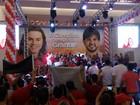 PMDB oficializa candidatura de Veneziano em Campina Grande