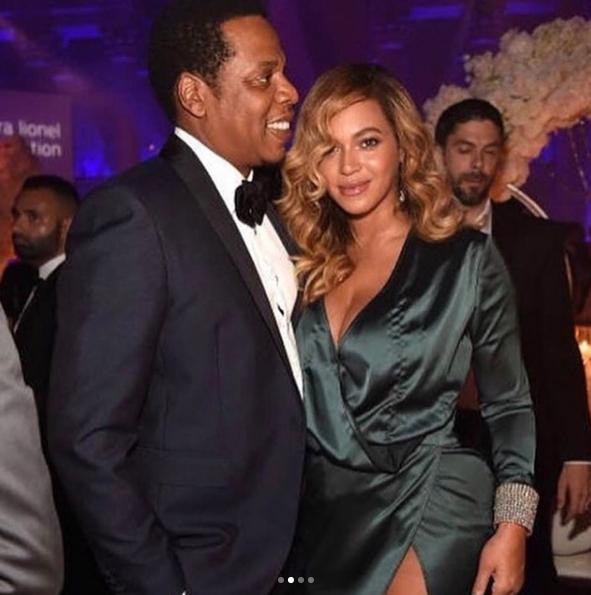 Beyoncé e Jay-Z (Foto: Reprodução/Instagram)