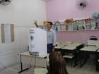 Raul Gonçalves vota em Bauru na manhã deste domingo