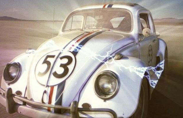 Volkswagen Fusca Herbie (Foto: Divulgação)