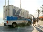 PM terá centros de comando móveis na orla do Rio para o Réveillon