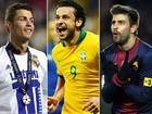 ENQUETE: Quem é o jogador mais gato desta Copa do Mundo?