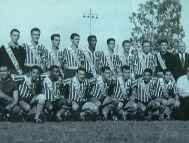 Renner campeão gaúcho de 1954 (Foto: Reprodução/ SporTV)