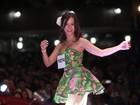 Pernambucana Raíssa Sampaio vence o concurso 'Beleza Nordestina'