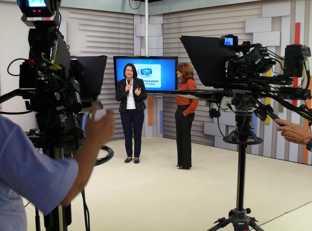 Assista aos vídeos sobre o Televisando 2012 (Divulgação/RPC TV)