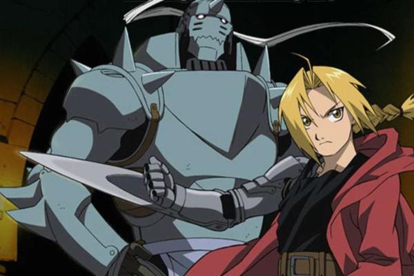 Uma cena do anime Fullmetal Alchemist (Foto: Reprodução)