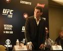 """Demian diz que UFC quis usá-lo como escada: """"Ganhei um atrás do outro"""""""