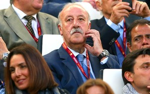 Vicente Del Bosque Sevilla e Benfica (Foto: Getty Images)