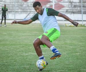 Allan Vieira Santa Cruz (Foto: Jéssica Santana/ Santa Cruz)