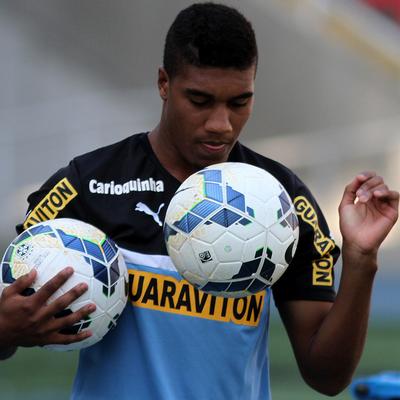 Murilo Botafogo (Foto: Vitor Silva / SS Press)