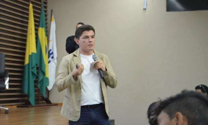 Francisco de Assis Costa Filho, novo secretário Nacional de Juventude  (Foto:  Divulgação    )