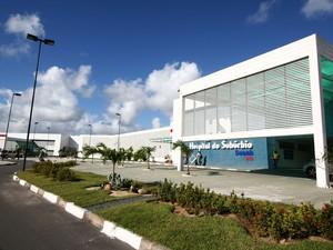 Hospital do Subúrbio, em Salvador (Foto: Carol Garcia / GOVBa)