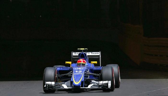 Felipe Nasr Sauber GP de Mônaco