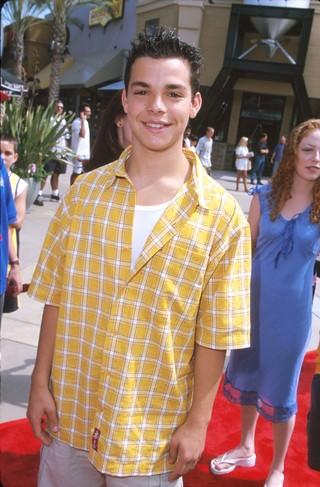 Michael Galeota em junho de 2000 (Foto: Getty Images)