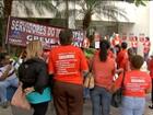 Greve dos servidores do INSS completa sete dias em Mato Grosso