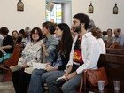 Geneton Moraes Neto ganha homenagens em missa de sétimo dia