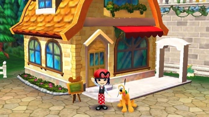Disney Magical World (Foto: Divulgação)