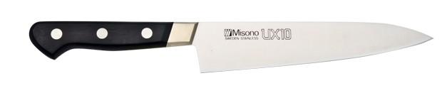 Misono UX10, a faca de Rodolfo De Santis (Foto: Divulgação)