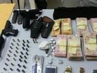Polícia prende dois suspeitos de assaltar Correios de Eliseu Martins
