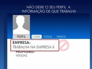 Empresas utilizam redes sociais para avaliar perfil de candidatos em São José (Foto: Reprodução/TV Vanguarda/Arquivo)