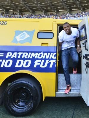 Júlio Baptista; Cruzeiro; Mineirão (Foto: Washington Alves / Vipcomm)