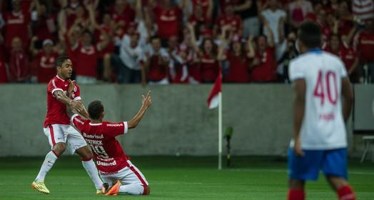 estou de volta (Alexandre Lops/Divulgação, Inter)