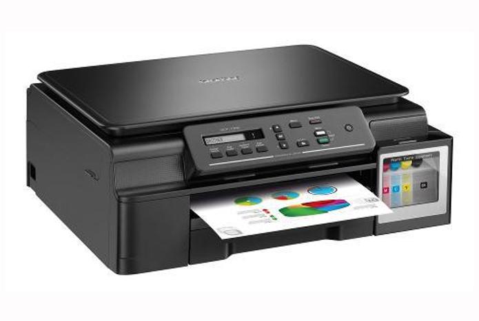 Impressora de jato de tinta DCP-T300 (Foto: Divulgação/Brother)