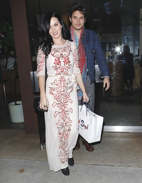 Katy Perry e John Mayer (Foto: X17/Agência)