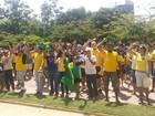 Paragominas reúne 500 manifestantes em ato, diz organização
