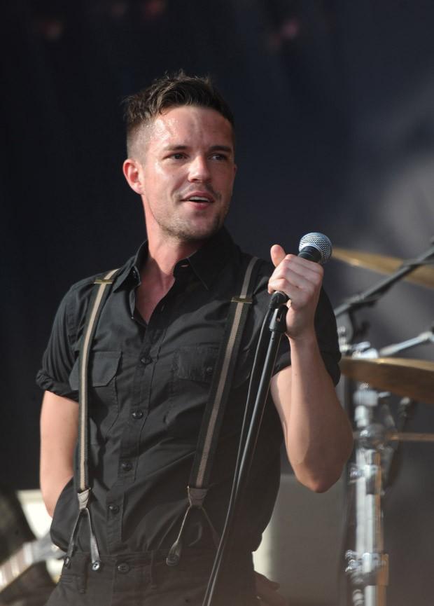 Brandon Flowers, líder do The Killers, pretende lançar álbum