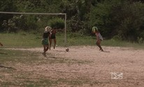 Jogo de futebol sem preconceito reúne turma em Caxias, MA