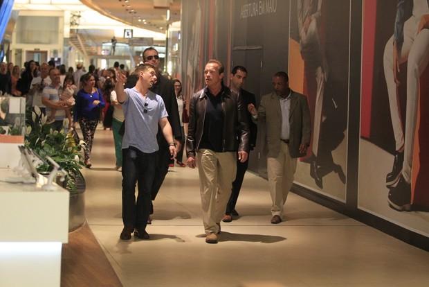 Arnold Schwarzenegger  (Foto: Henrique Oliveira / AG.News)