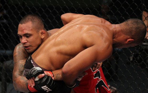 Luiz Besouro MMA TUF The Ultimate Fighter Brasil 2 (Foto: Getty Images)