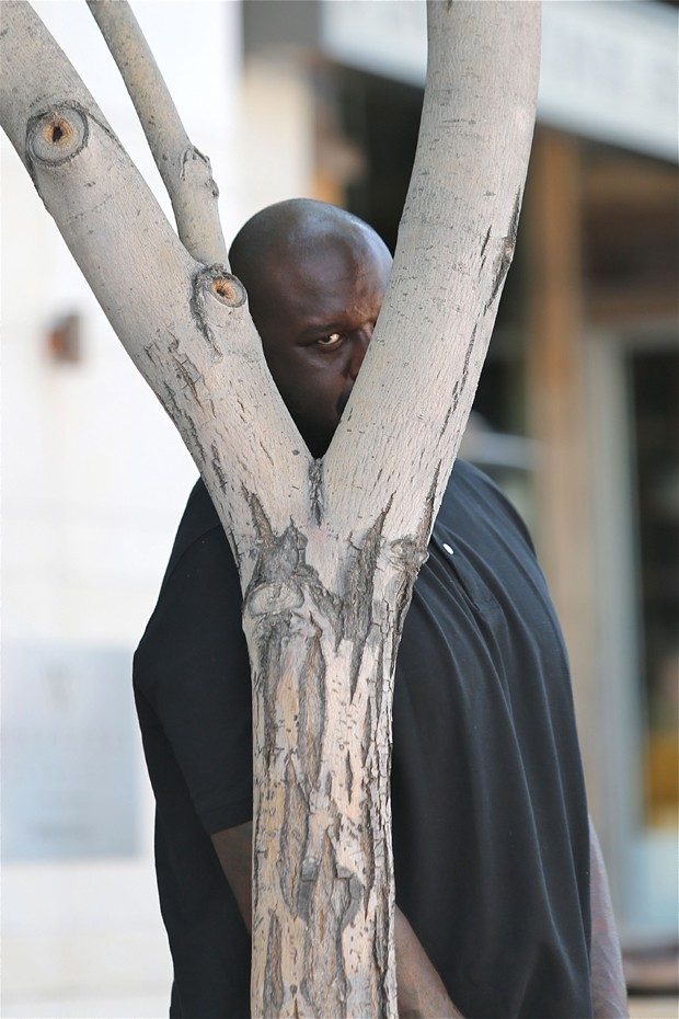 Shaquille O'Neal  (Foto: Splash News/The Grosby Group)