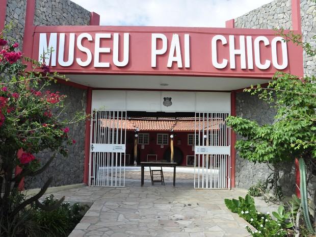 Museu do Pai Chico em Afrânio-PE (Foto: Cosme Cavalcanti/Arquivo pessoal)