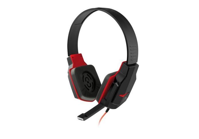 Headset da Multilaser é básico, mas possui fones grandes (Foto: Divulgação)