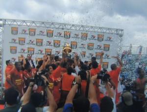 Título União Mogi 2006 (Foto: Arquivo Pessoal: Domingo de Brito)