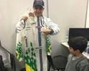 Massa ganha capacete e macacão especiais para adeus do GP do Brasil