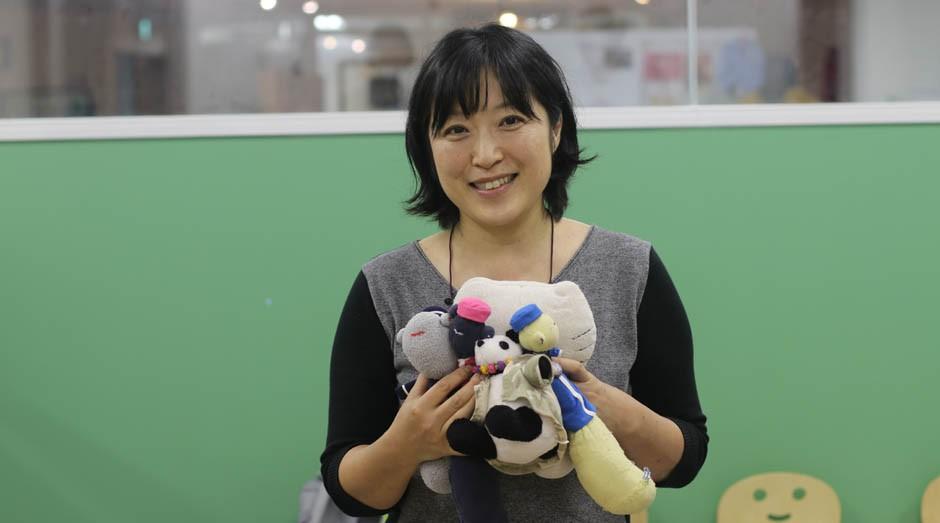 A empreendedora Sonoe Azume (Foto: Divulgação)