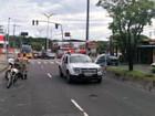 Sábado em Manaus tem registro de ao menos nove acidentes de trânsito