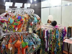 Moda feminina e masculina atraem os compradores (Foto: Divulgação / Teia de Eventos)